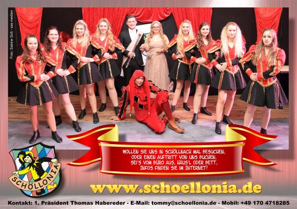 schoellonia booking